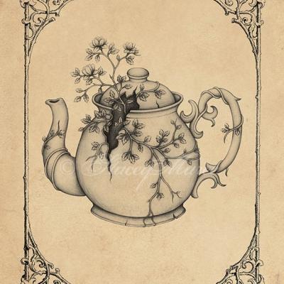 'Green Tea' Stacey Maree