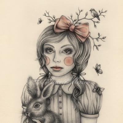 'Rosie Rabbit' Stacey Maree