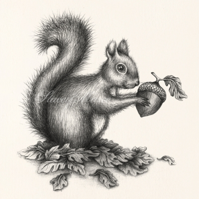 'Squirrel' Stacey Maree