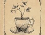 'Tea Time' - The Garden Tea Party series
