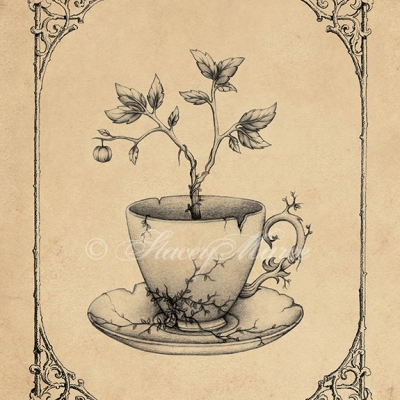'Tea Time' - The Garden Tea Party seriesStacey Maree