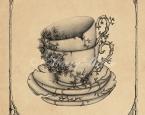 'Tea for Two' - The Garden Tea Party series.