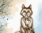 'The Fox' - The Woodland Creatures series.