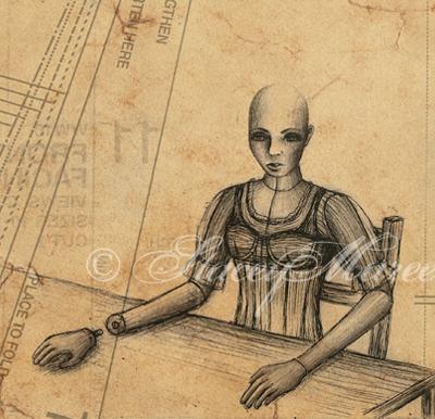 'Mannequin' Stacey Maree