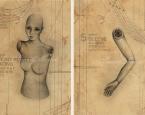 'Mannequin Parts' - 2012.