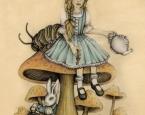 'Alice' - Wonderland series