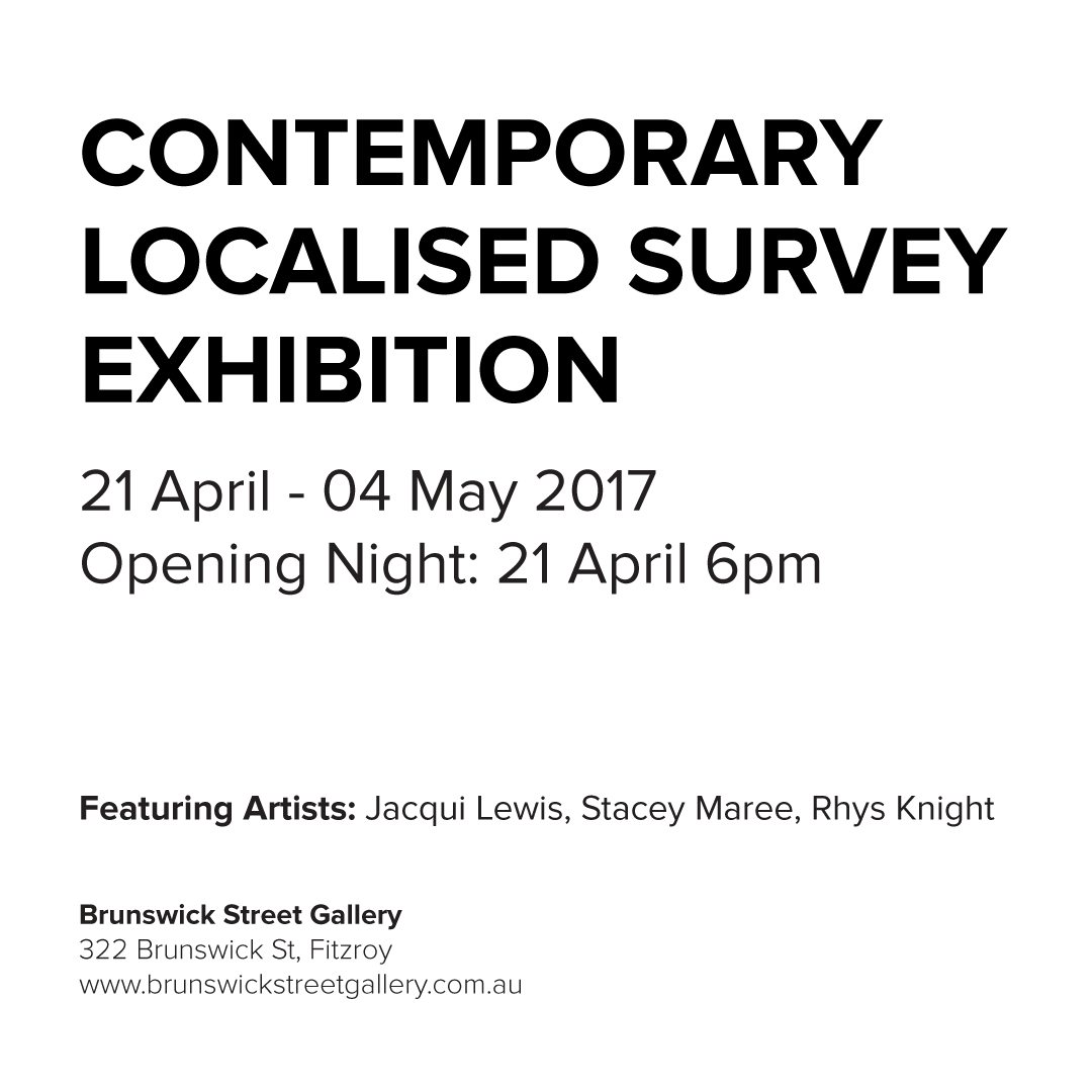 Brunswick Street Gallery Exhibition
