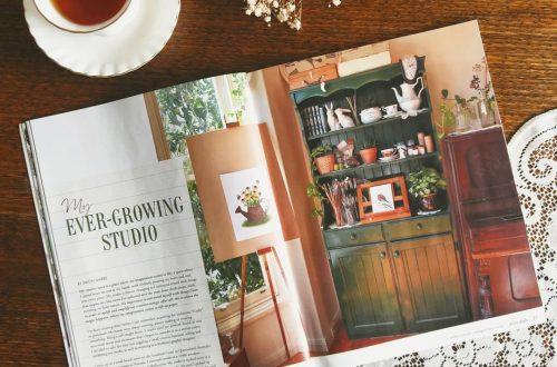 In Her Studio Magazine - Stacey Maree